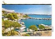 Brodarica Village On Adriatic Sea Carry-all Pouch