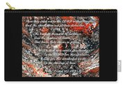 Broken Chains With Scripture Carry-all Pouch