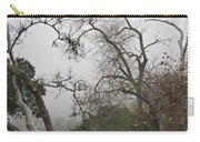 Broken Heart In  Fog Carry-all Pouch
