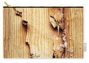 Broken Old Stump Spruce Carry-all Pouch