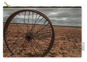 Broken Spokes Carry-all Pouch