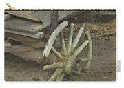 Broken Wheel Carry-all Pouch