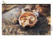 Broken Whelk Shell Carry-all Pouch