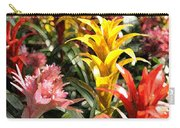 Bromeliads Carry-all Pouch