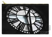 Bromo Seltzer Clock Carry-all Pouch