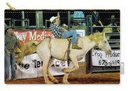 Bronc Riding Carry-all Pouch