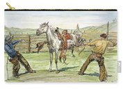 Bronco Busters Carry-all Pouch