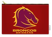 Broncos Brisbane Carry-all Pouch