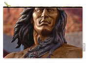 Bronze Native Carry-all Pouch