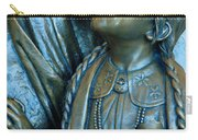 Bronze Onieda Indian Girl Carry-all Pouch