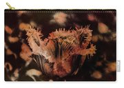 Bronze Tulip Carry-all Pouch by Richard Ricci