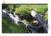 Brook And Deadfall Carry-all Pouch