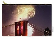 Brooklyn Bridge Celebration Carry-all Pouch