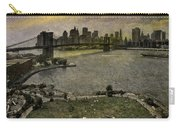 Brooklyn Bridge Park Carry-all Pouch