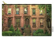 Brooklyn Brownstone Carry-all Pouch