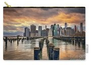 Brooklyn Pilings   Carry-all Pouch