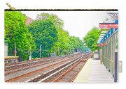 Brooklyn Subway Train Station 2 Carry-all Pouch
