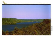 Brookville Lake Autumn Colors Carry-all Pouch