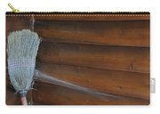 Broom In Waiting Carry-all Pouch