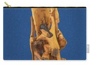 Brother 2, Carved Out Of A Dead Tree By Scott Alan Malinsky In Twin Lakes, Colorado  Carry-all Pouch