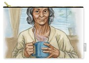 Brother Wolf - Grandmother Issi Carry-all Pouch by Brandy Woods