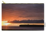 Brough Of Birsay Sunset Carry-all Pouch