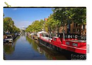 Brouwersgracht Canal In Amsterdam. Netherlands. Europe Carry-all Pouch