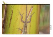 Brown Anole Carry-all Pouch
