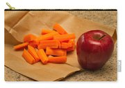 Brown Bag Lunch Carry-all Pouch