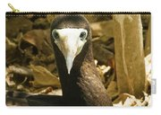 Brown Booby Carry-all Pouch
