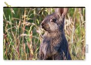 Brown Bunny Carry-all Pouch