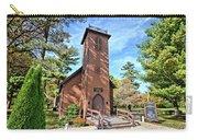 Brown Church Autumn 2 Carry-all Pouch