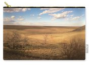 Brown Colorado Landscape Carry-all Pouch