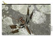 Brown Dragonfly  Carry-all Pouch