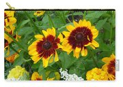 Brown Eyed Susans Carry-all Pouch