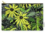 Brown-eyed Susans II Carry-all Pouch