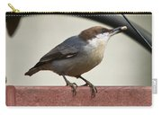 Brown-headed Nuthatch Carry-all Pouch