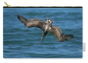Brown Pelican Fishing Carry-all Pouch