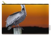 Brown Pelican Carry-all Pouch