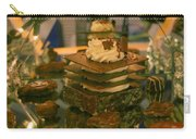Brownie Under Glass Carry-all Pouch