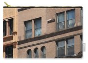 Brownstone Buildings In Chi Town Carry-all Pouch