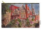 Brownstone On Corcoran Street Carry-all Pouch