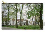 Bruges Begijnhof 1 Carry-all Pouch