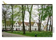 Bruges Begijnhof 2 Carry-all Pouch