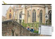 Bruges Bridge 3 Carry-all Pouch