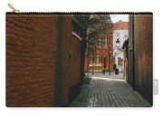 Bruges Orange Street Carry-all Pouch