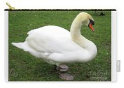 Bruges Swan 1 Carry-all Pouch