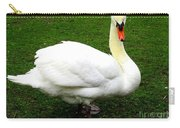 Bruges Swan 3 Carry-all Pouch