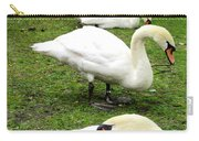 Bruges Swans 2 Carry-all Pouch