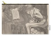 Brujas ? Volar (witches Preparing To Fly) [verso] Carry-all Pouch